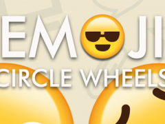 Emoji Circle Wheels : Go Shrug 1.0.1 Screenshot