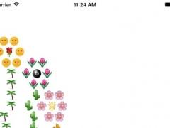 Emoji Keyboard 2 - Art Gallery 1.0 Screenshot