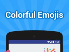 Tiger Keyboard - cute emoji, emoticons  Screenshot