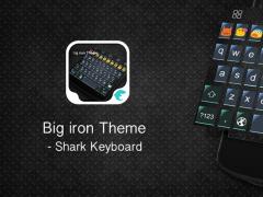 Emoji Keyboard-Big iron 1.0.0 Screenshot