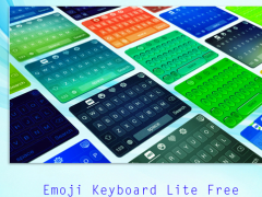 Emoji Keyboard Lite Free 1.3 Screenshot