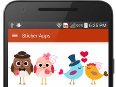 Emoji Sticker for Facebook 🎁 1.0 Screenshot