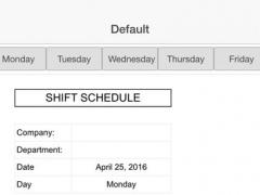Employee Attendance 2.0 Screenshot