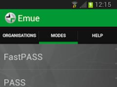Emue Enterprise Authenticator  Screenshot