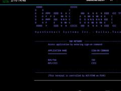 bnsf mainframe emulator