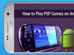 Emulator PRO For PSP 1.1 Screenshot