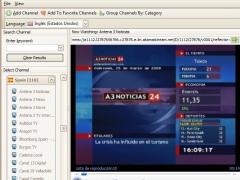 Emule Tv 2.1 Screenshot