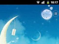 Enchanting Moon Live Wallpaper 2.4 Screenshot