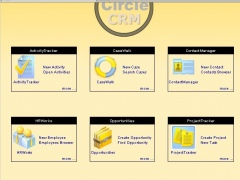 EnCircle CRM 1.5 Screenshot