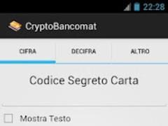 Encrypt Bancomat No Ads 1.3.4 Screenshot