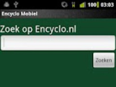Encyclo.nl Mobile 0.2 Screenshot