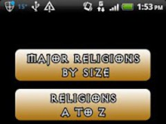 Encyclopedia of Religions 1.0 Screenshot