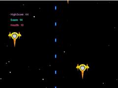 Enemy Starship Attack Free 1.0 Screenshot