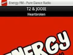 Energy FM - Pure Dance Radio 1.0 Screenshot