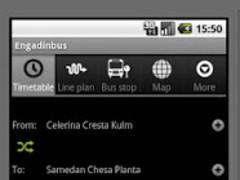 Engadinbus 2.0.5 Screenshot