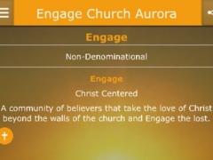 Engage Church Aurora 1.0 Screenshot