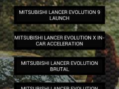 Engine sounds of Lancer Evo 2.1 Screenshot