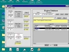 EngineCR 2.0 Screenshot
