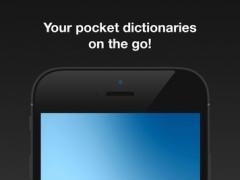 English-Danish Bilingual Dictionary 1.0 Screenshot