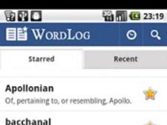 Dictionary 1.4.3 Screenshot