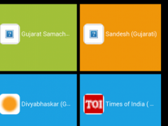 English Hindi Gujarati News 0.2 Screenshot