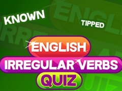 English Irregular Verbs Trivia Quiz – Practice and Test your Knowledge of Grammar 1.0 Screenshot