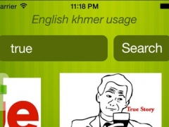 English Khmer in use with media 3.8 Screenshot