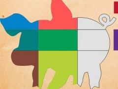 English Kids Play Shape Puzzles 1.0 Screenshot