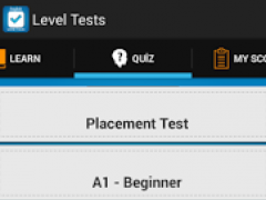 English Level Tests A1 to C2 1.0 Screenshot