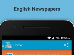 English Newspapers India 1.4.0 Screenshot