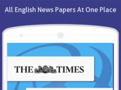 English NewsPapers Online 1.0.1 Screenshot