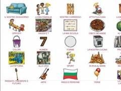 English Picture Dictionary for Italian Speakers 1.2 Screenshot