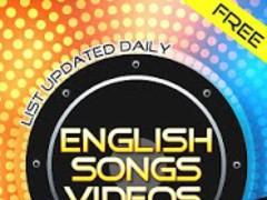 English Songs Videos 1.0 Screenshot