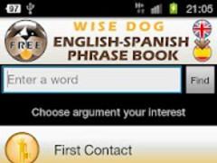 English-Spanish PhraseBookFree 3.1 Screenshot