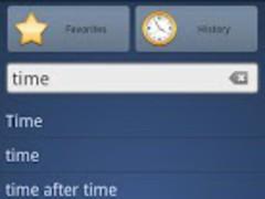 English Thesaurus Offline&Free 1.0 Screenshot