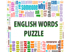 English Words Puzzle 1.3 Screenshot
