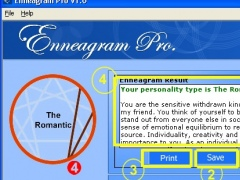 Enneagram Pro 1.15 Screenshot