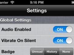 eNotify Basic 3.6.9 Screenshot