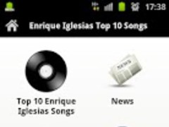 Enrique Iglesias Top 10 Songs 3.0 Screenshot