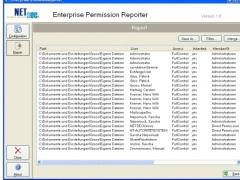 Enterprise Permission Reporter 3.5.1.1 Screenshot