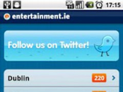 Entertainment.ie 1.01 Screenshot