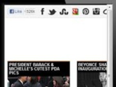 Entertainment Tonight Fan App 1.01 Screenshot