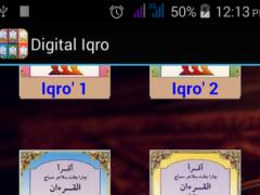 Entire Iqro Digital 1-6 4.10 Screenshot