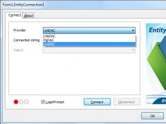 EntityDAC 1.6 Screenshot