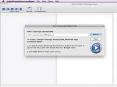 Entourage Repair 2.0 Screenshot