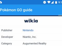 Epic Guide for Pokemon Go 0.1 Screenshot