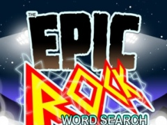 Epic Rock Word Search - giant music wordsearch puzzle (ad-free) 1.21 Screenshot