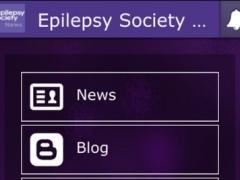Epilepsy Society news 6.1 Screenshot
