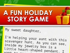 Episode Mystery Interactive Story - choose your love christmas games for girl teens! 1.0 Screenshot