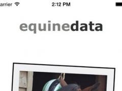 EquineData 1.0.0 Screenshot